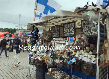 Piazza del Mercato di Kawpatri, Helsinki