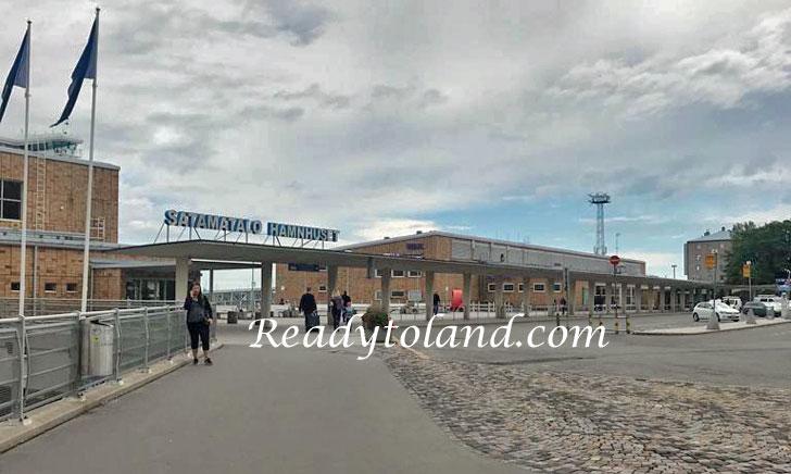 Olympiaterminaali, a Helsinki
