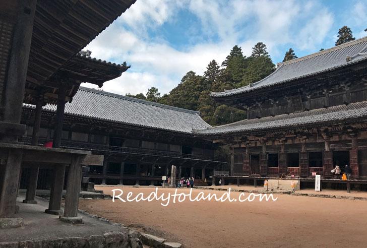書写山圓教寺、姫路