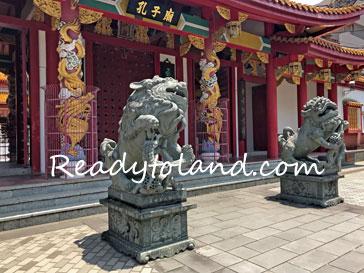 長崎孔子廟 中国歴代博物館