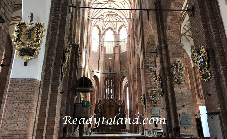 聖ペテロ教会、リガ