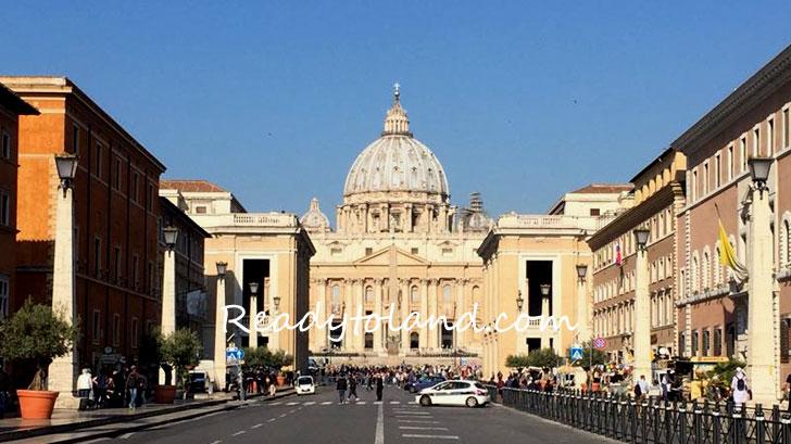 Basilica di S.pietro, Roma