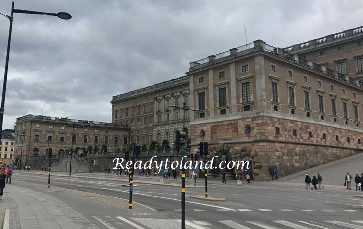 王宮博物館、ストックホルム