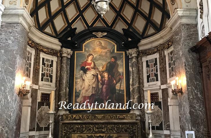 Sint-Carolus Borromeuskerk, Antwerp