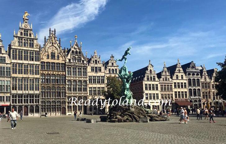 Grote Markt, Antwerp