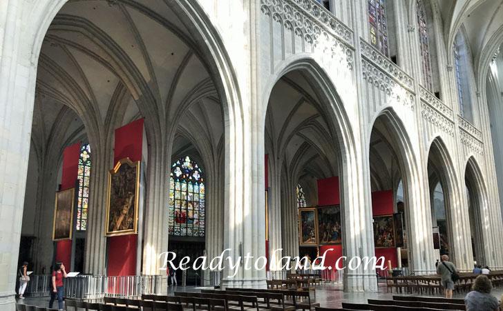 Onze-Lieve-Vrouwe kathedraal, Antwerp