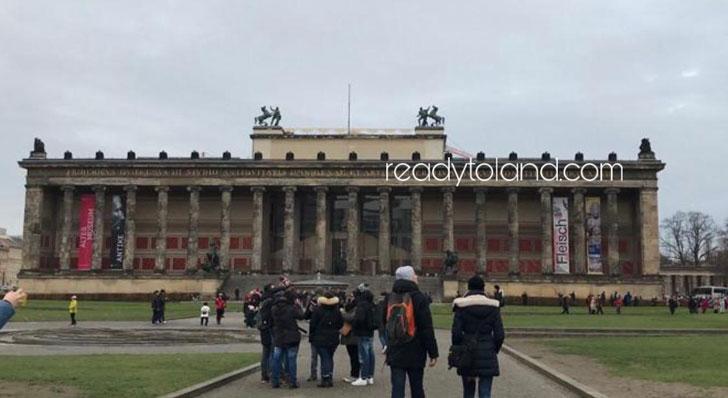 Vecchio Museo, Berlino