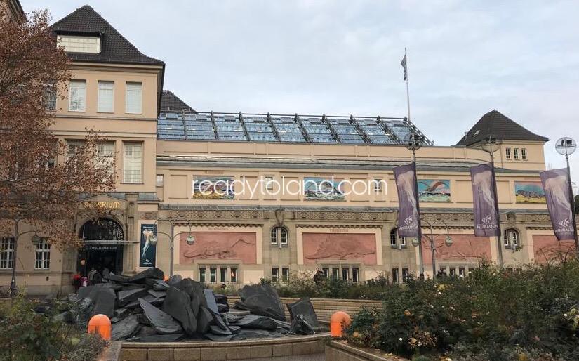 ベルリン水族館