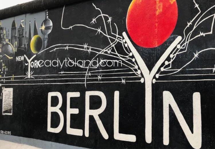 イーストサイドギャラリー、ベルリン