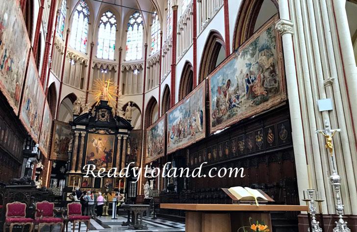 Sint-Salvatorskathedraal, Brugge