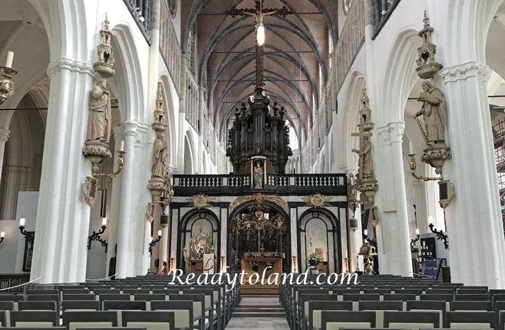 Onze Lieve Vrouw Brugge