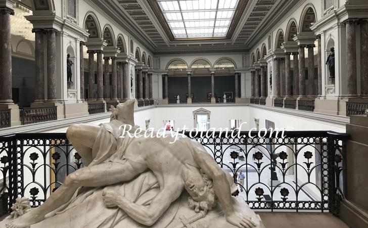Musée Royaux des Beaux-Arts de Belgique, Brussels