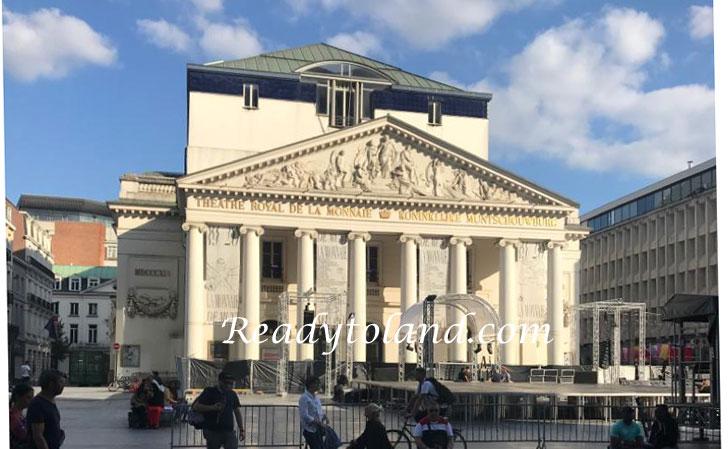 Théâtre de la Monnaie, Brussels