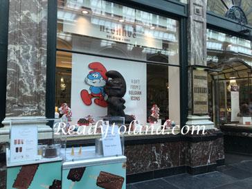 Gallerie Reali Saint-Hubert, Brussels