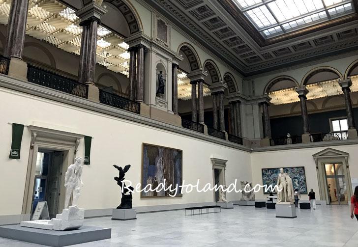 Musée Royaux des Beaux-Arts de Belgique、Brussels