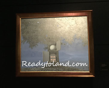 magritte museum, brussels