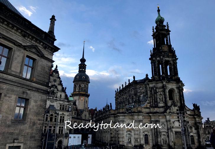 カトリック旧宮廷教会、ドレスデン