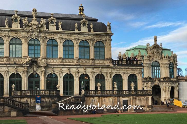 ツヴィンガー宮殿 、ドレスデン