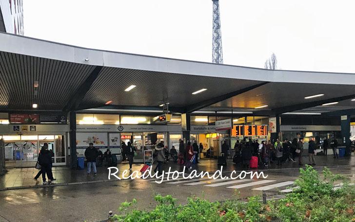 バスステーション、ベルリン