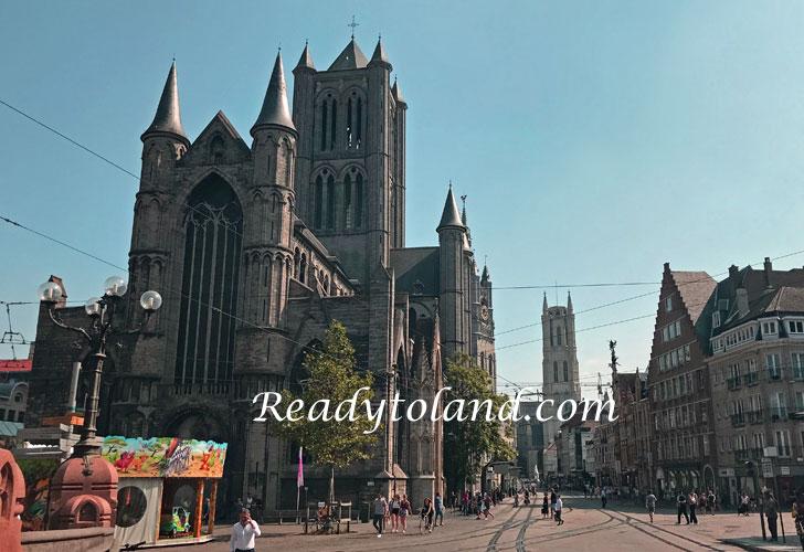 Sint Niklaaskerk, Gent