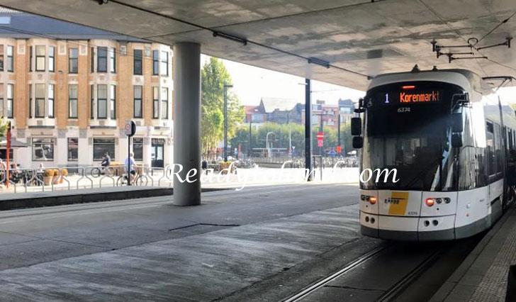 Tram Gent