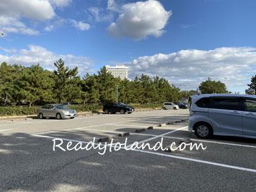 Maiko Park Parking