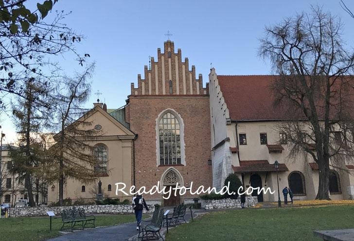 Bazylika i Klasztor Franciszkanow, krakow