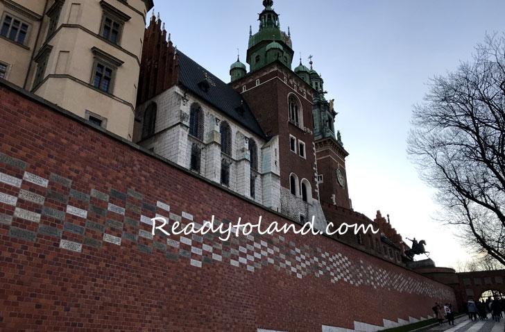 Zamek Królewski na Wawelu, Krakow