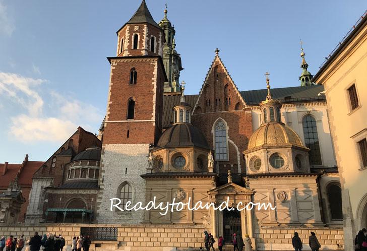 Katedra Wawelska, Krakow