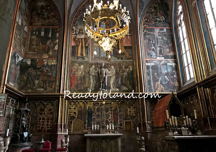 Katedrála svatého Víta, praha