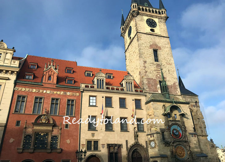 Pražský orloj,praha