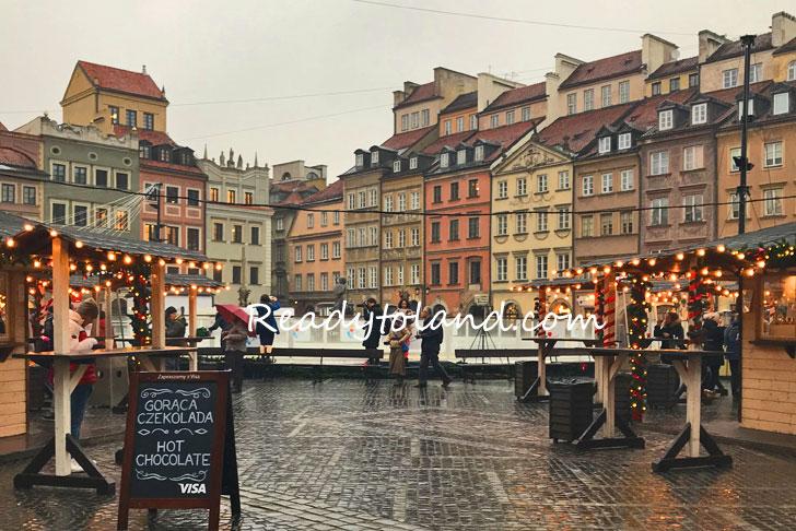 Rynek Stare Miasto, Warsaw