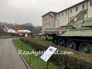 Muzeum Wojska Polskiego, Warsaw