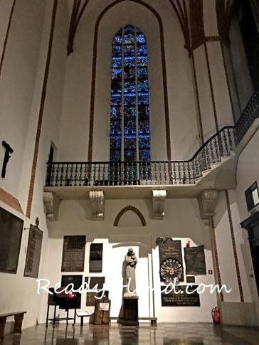 Bazylika Archikatedralna Sw Jana Chrzciciela, warsaw