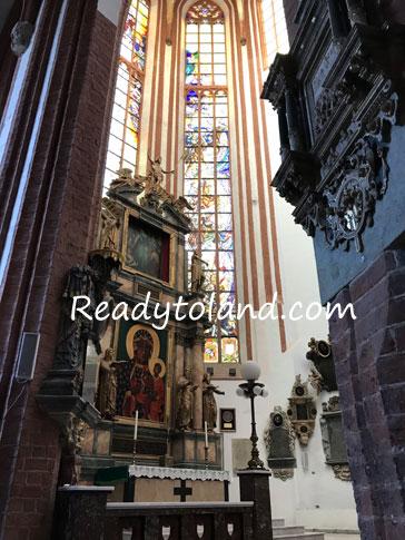 Bazylika mniejsza pw. Świętej Elżbiety Węgierskiej, Wroclaw