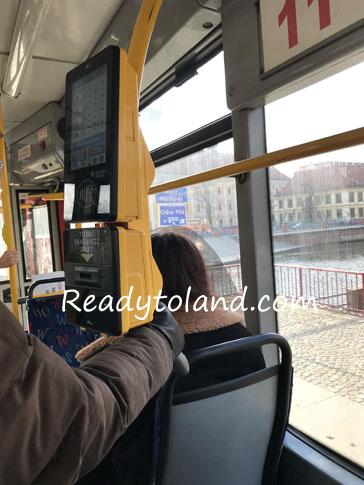 Bus Wroclaw