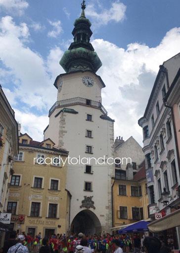 Michael´s Tower Bratislava