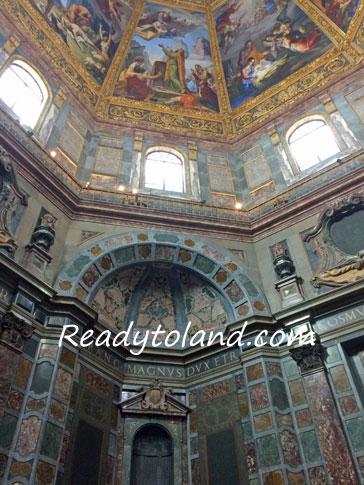 Cappelle Medicee Firenze