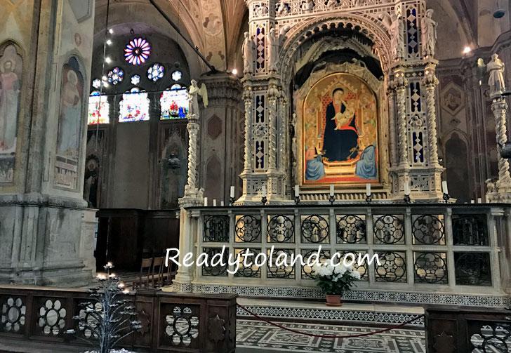 Chiesa e Museo di Orsanmichele Firenze
