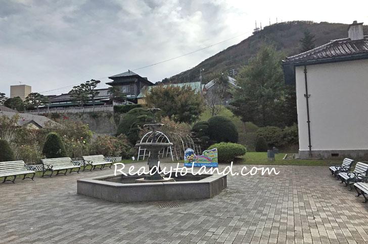 Hakodate Former British Consulate