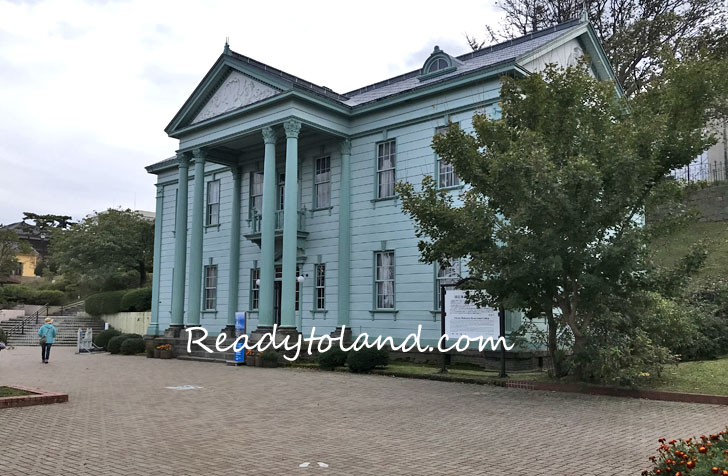 Motomachi Park Hakodate