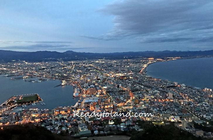 Hakodate landscape