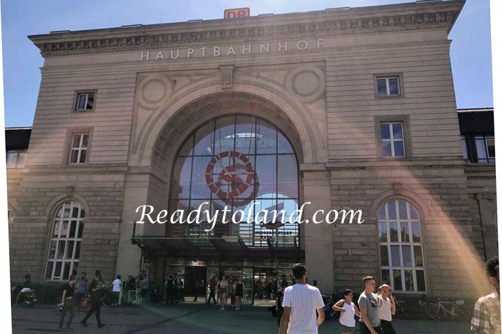 Mannheim station
