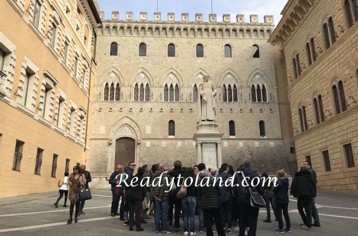 Siena Historic centre