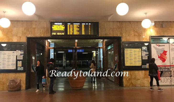 Siena station