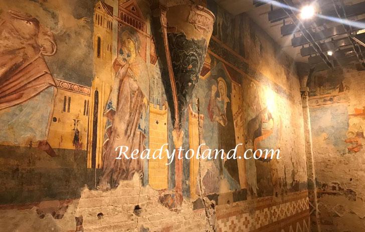 Cripta, Siena