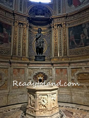 Donatello, Duomo di Siena