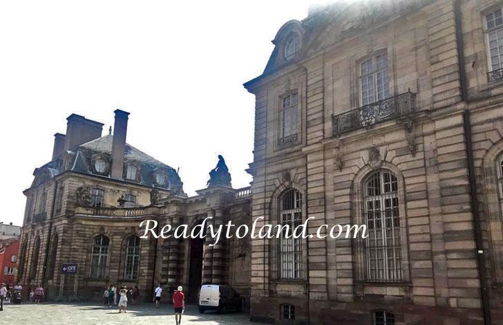 Plais des Rohan, Strasbourg