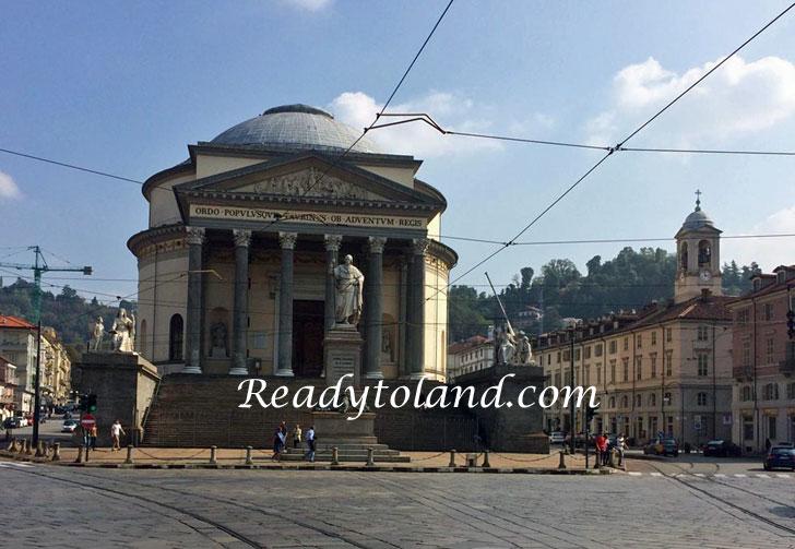Chiesa Gran Madre Di Dio Torino