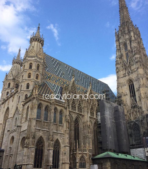Domkirche St.Stephan Wien